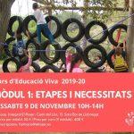 Mòdul 1: Etapes i necessitats (9 de novembre)